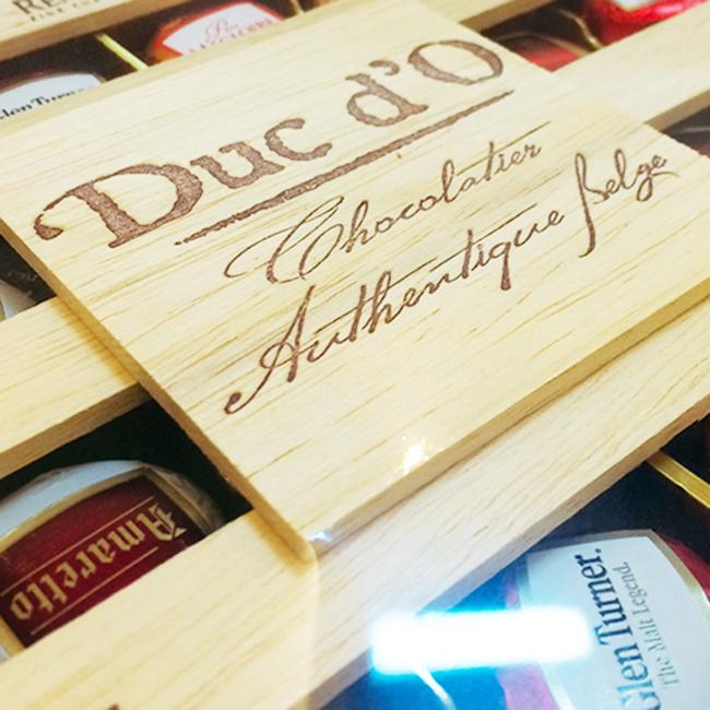 Socola rượu Duc D'o