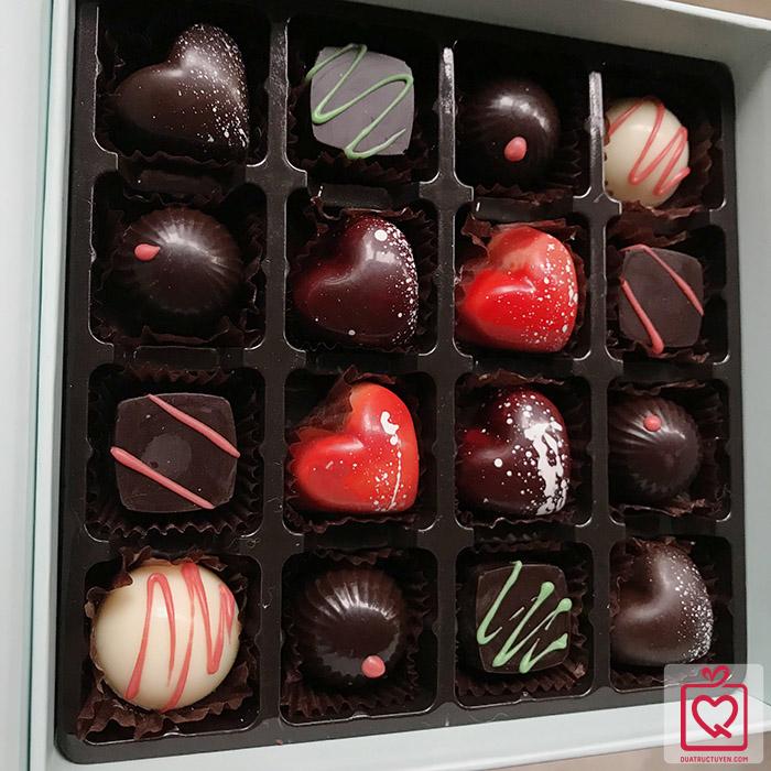 Socola Valentine Hành trình tình yêu