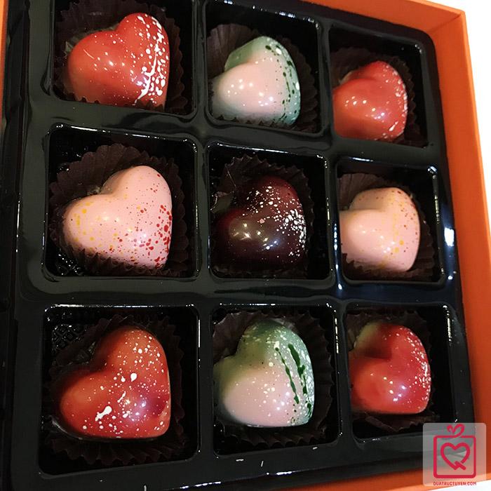 Socola Valentine Nhịp đập trái tim