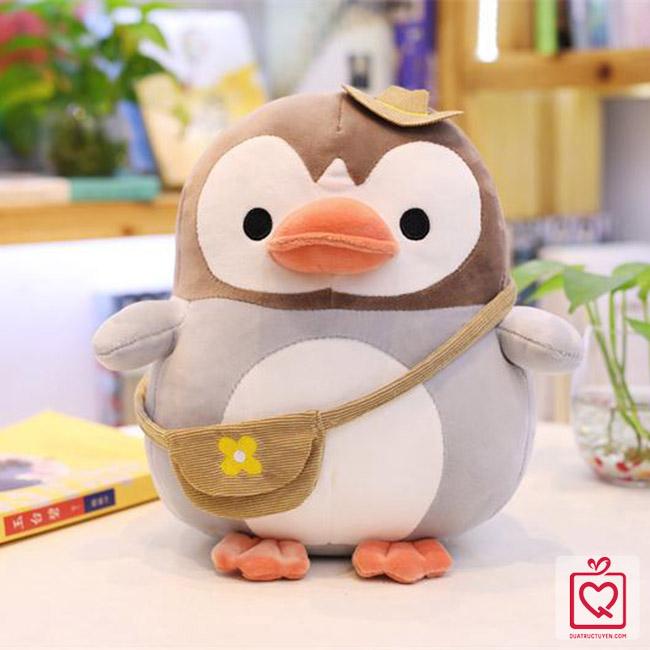 chim cánh cụt nhồi bông