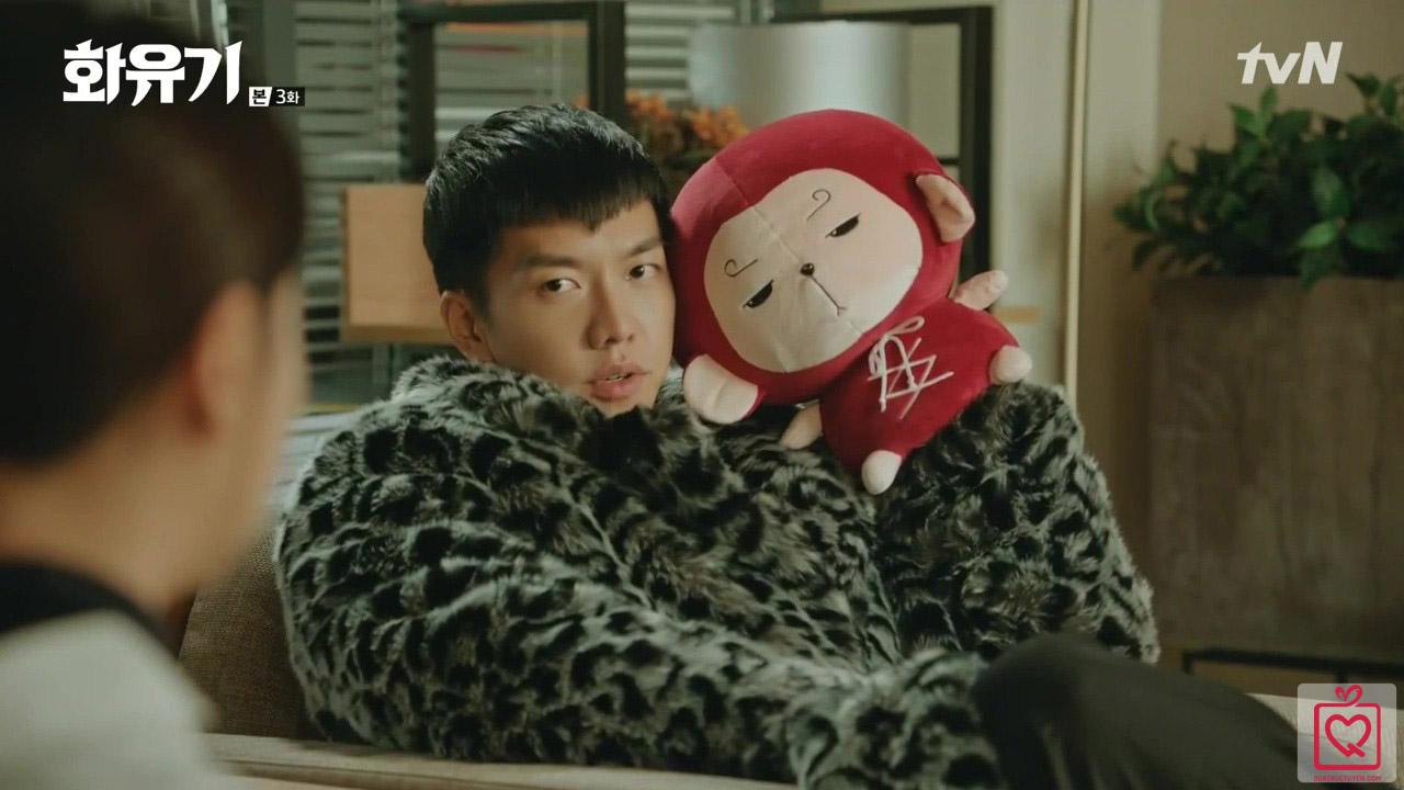 Khỉ bông Son Yook Gong