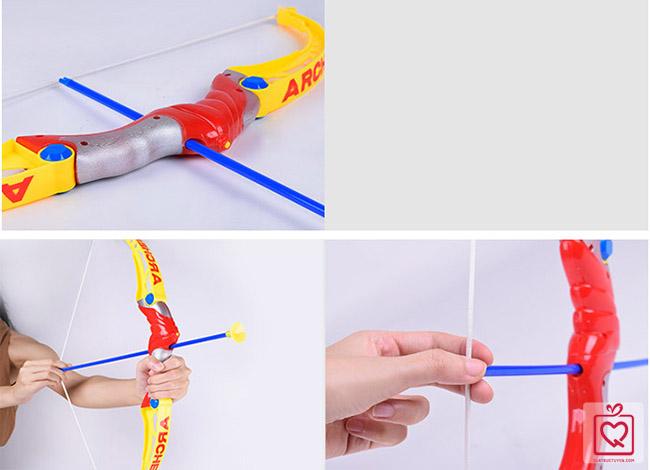 Bộ đồ chơi bắn cung tên Archer