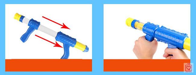 Bộ đồ chơi bắn bóng chú vịt Duck