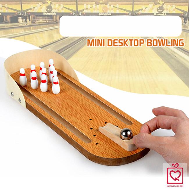 Bộ đồ chơi bowling mini