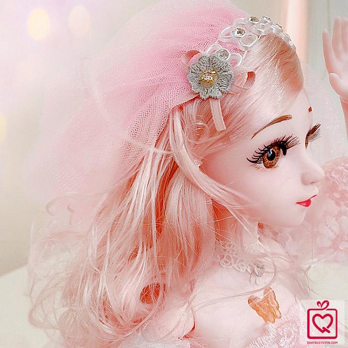 búp bê công chúa rosa