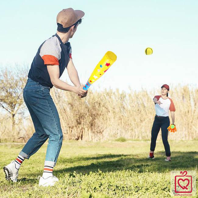 Bộ đồ chơi bóng chày Baseball