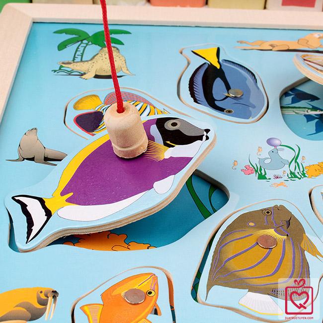 đồ chơi câu cá