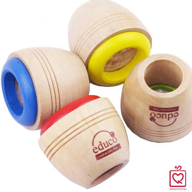 Đồ chơi gỗ ống kính quan sát