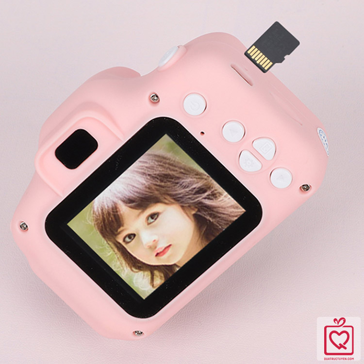 Máy ảnh mini cho bé