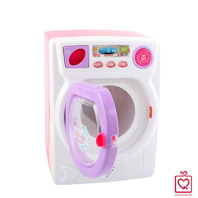 Máy giặt đồ chơi phát nhạc cho bé