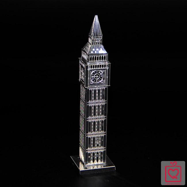 mô hình lắp ghép 3D đồng hồ bigben