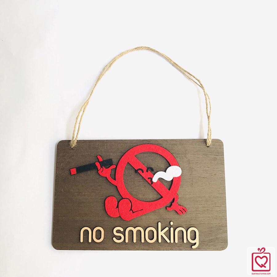 bien treo không hút thuốc