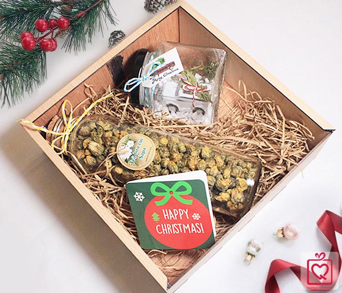 Bộ quà tặng giáng sinh