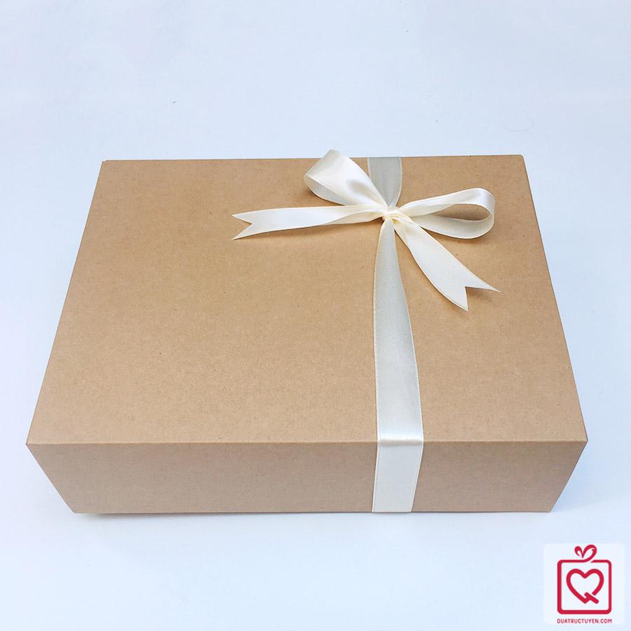 hộp đựng quà kraft