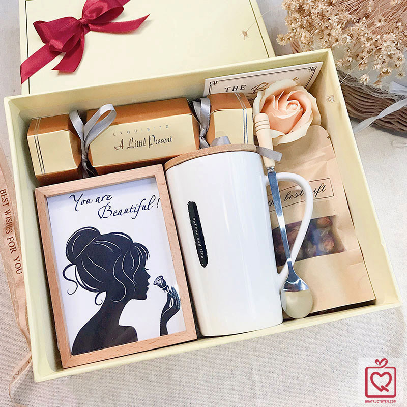 Quà tặng LuvGift You Are Beautiful Luv123