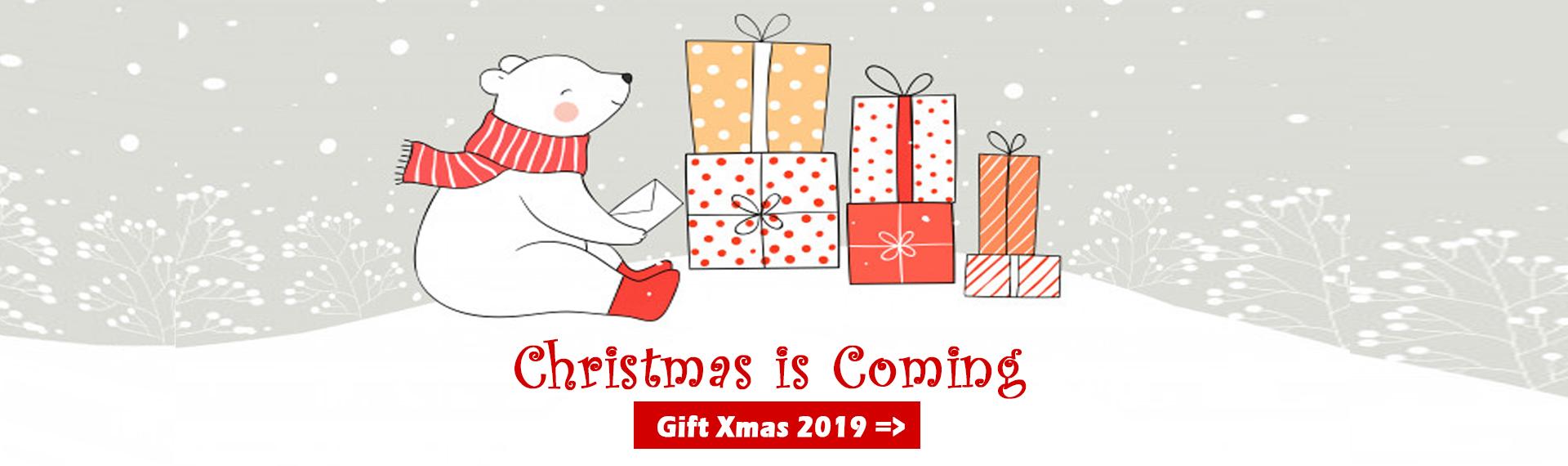 Quà tặng giáng sinh 2019