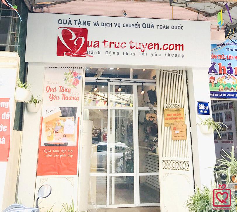 Cửa hàng quà tặng sinh nhật, quà Lưu niệm tại Hà Nội