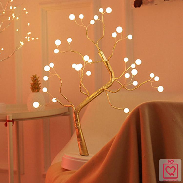 cây đèn led trang trí
