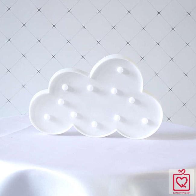 đèn led đám mây