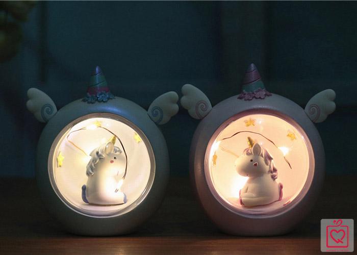 đèn kỳ lân