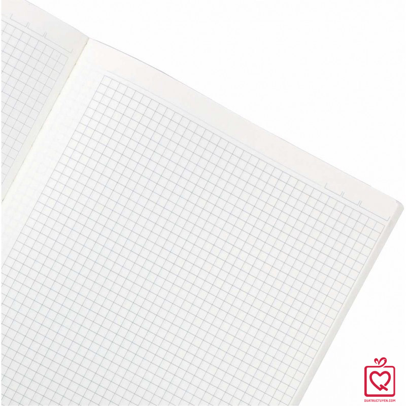 Sổ may Caro A4 Math Notebook