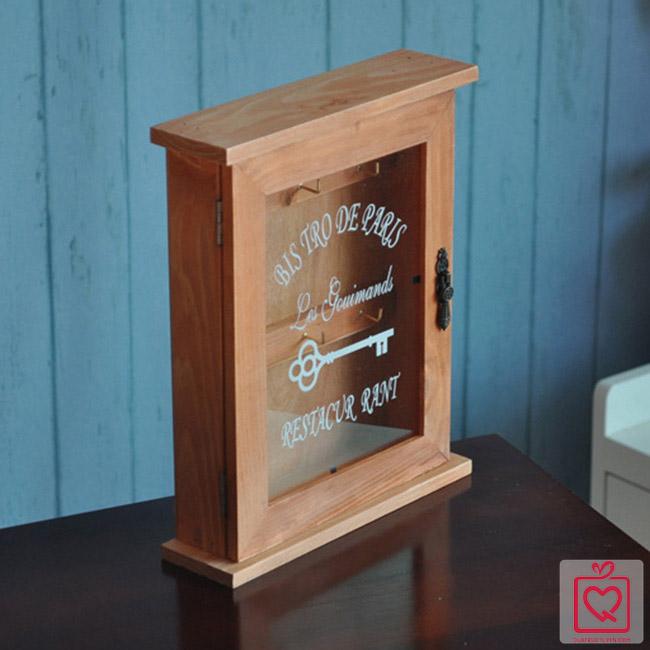 Tủ gỗ treo chìa khóa