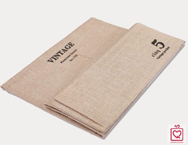Túi vải đựng đồ