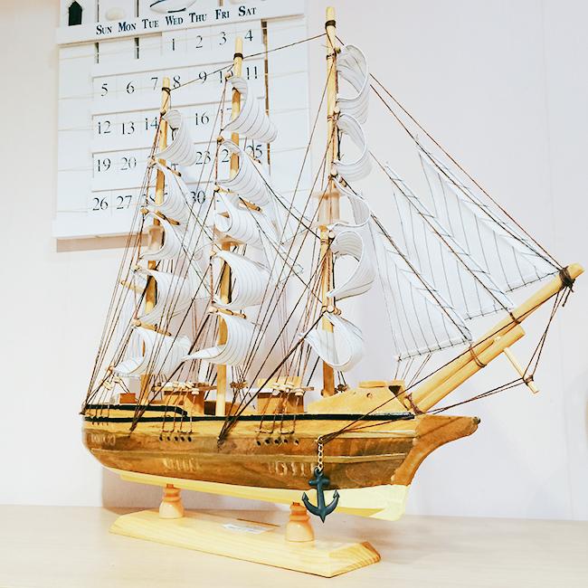 Mô hình thuyền buồm 50A1