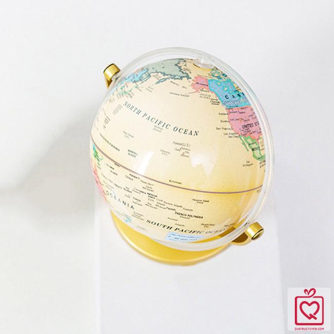 Quả địa cầu-bản đồ thế giới