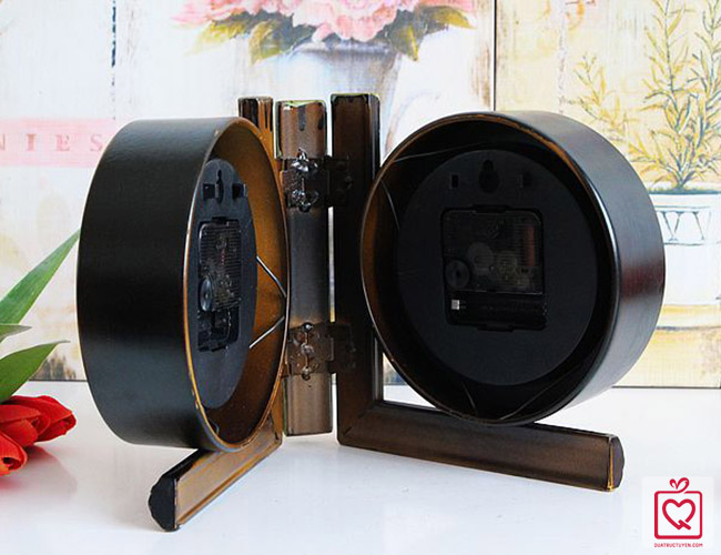 Đồng hồ 2 in 1