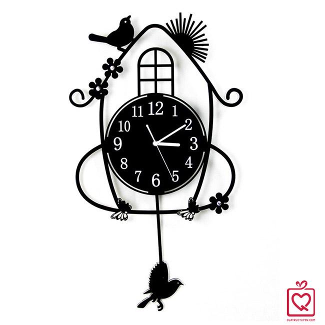 Đồng hồ ngôi nhà thiên nhiên