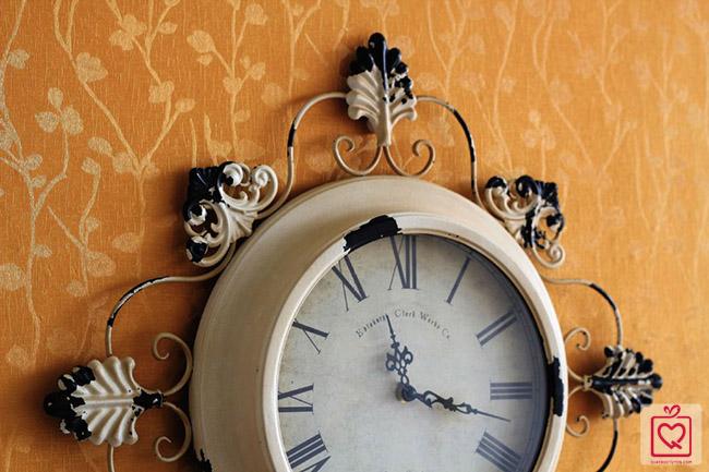 Đồng hồ treo tường giả cổ