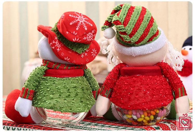 Hộp kẹo giáng sinh