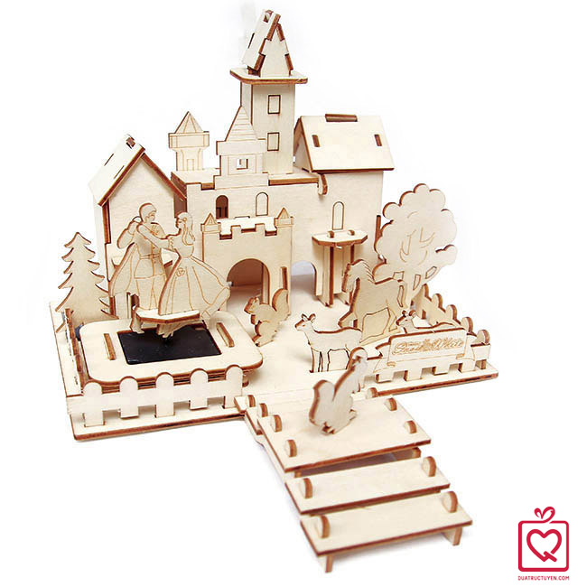 Mô hình lâu đài