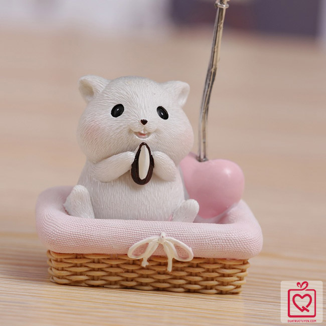 khinh khí cầu hamster