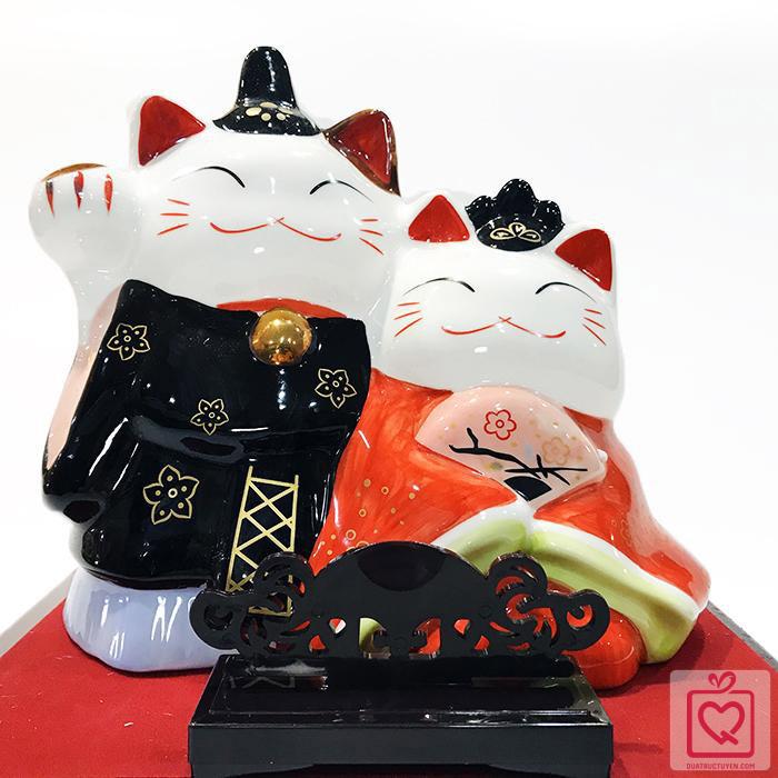 Đôi mèo Phu Thê