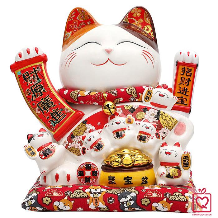 Mèo tay vẫy Vạn Tài Vạn Lộc