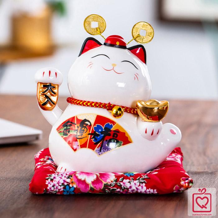 Mèo thần tài Đại Phát Đại Lộc