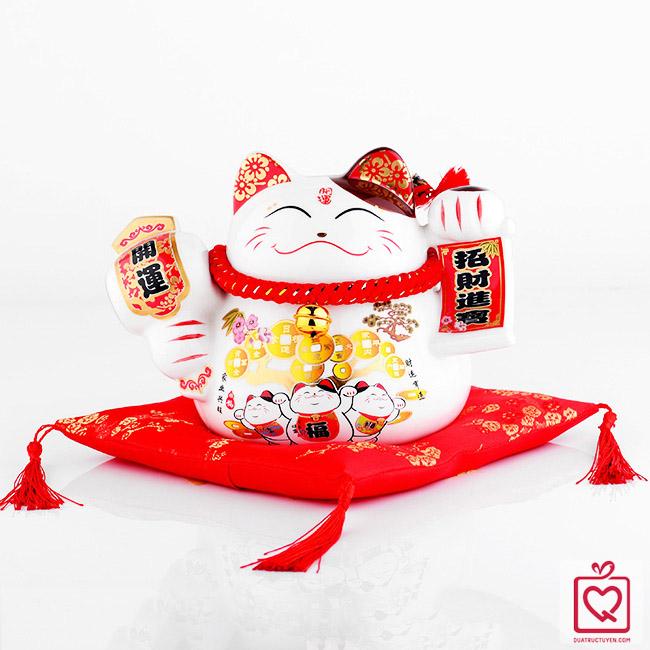 Mèo thần tài-Kim tiền tài lộc 70329
