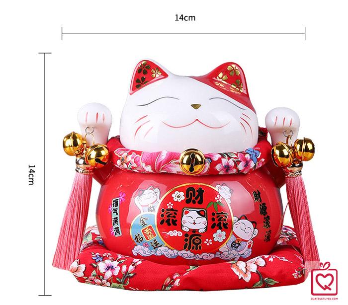 Mèo thần tài Tấn Tài Tấn Lộc